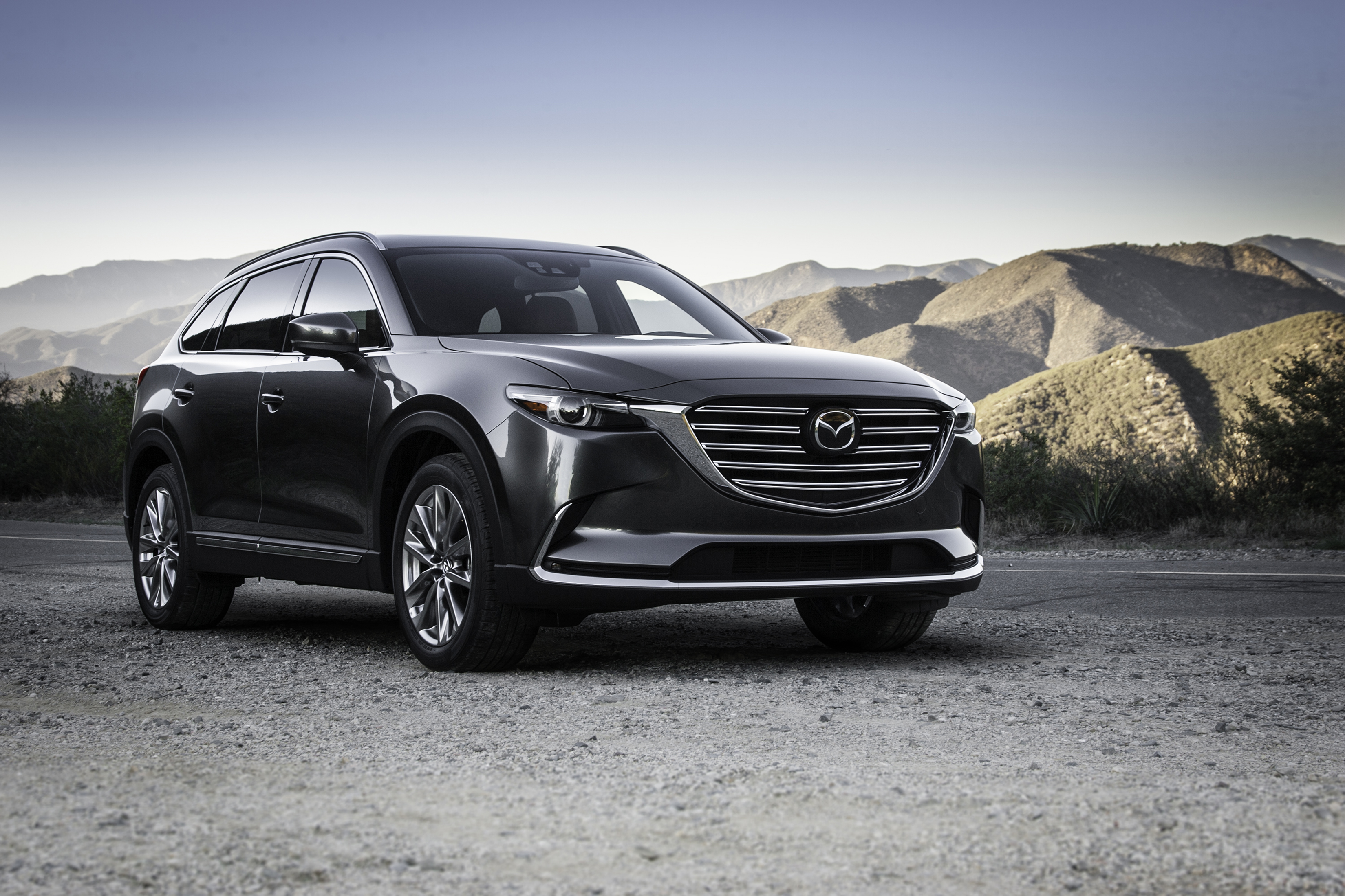 Mazda CX-9 Competition